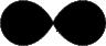 円環を描くインフィニティ(無限大、∞)